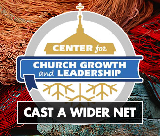 center for church growth and leadership banner