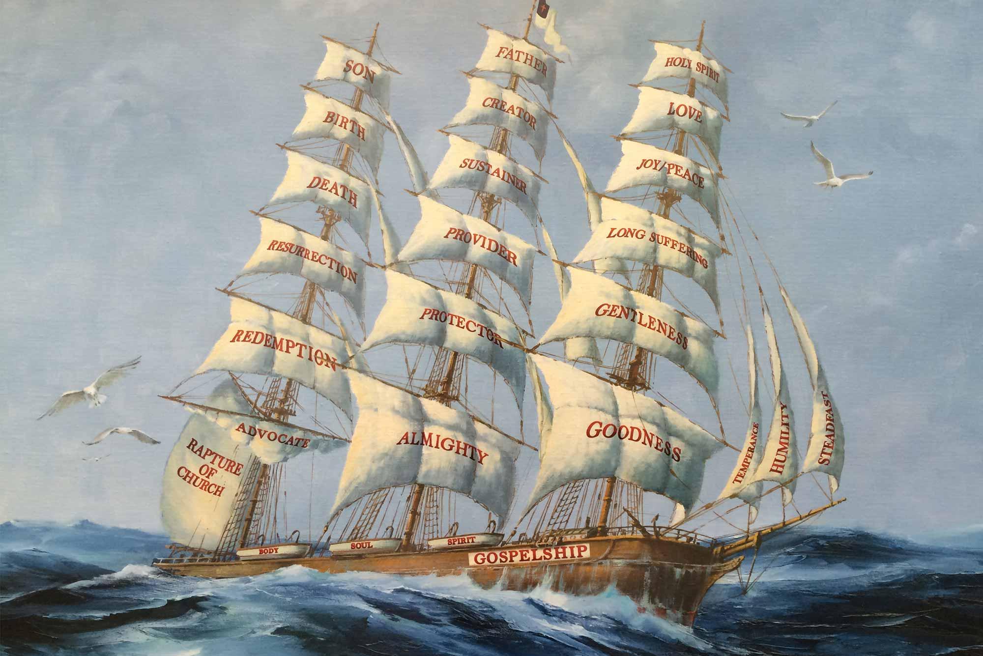 gospel ship