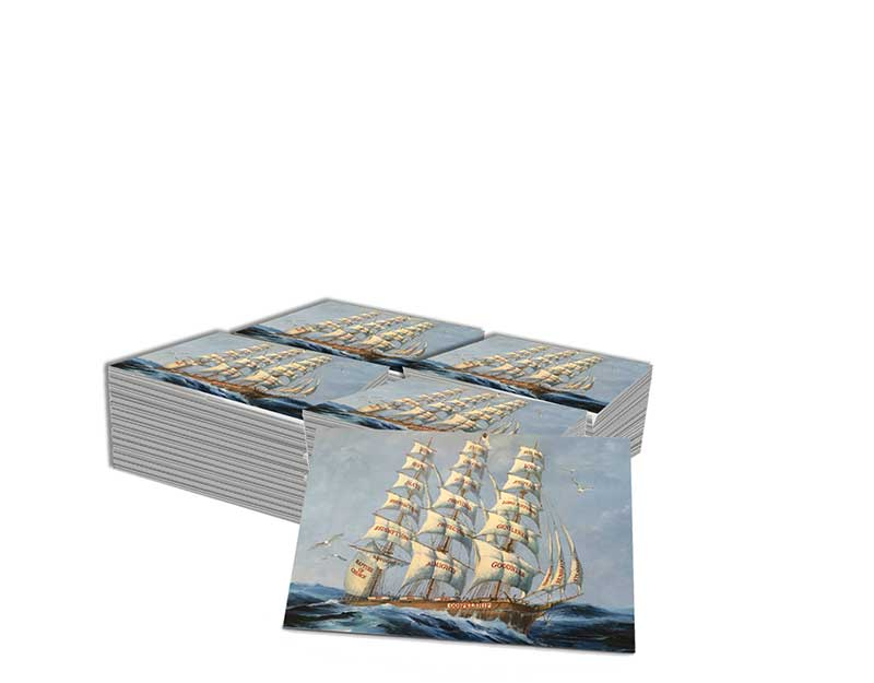 gospel ship tracts 1000