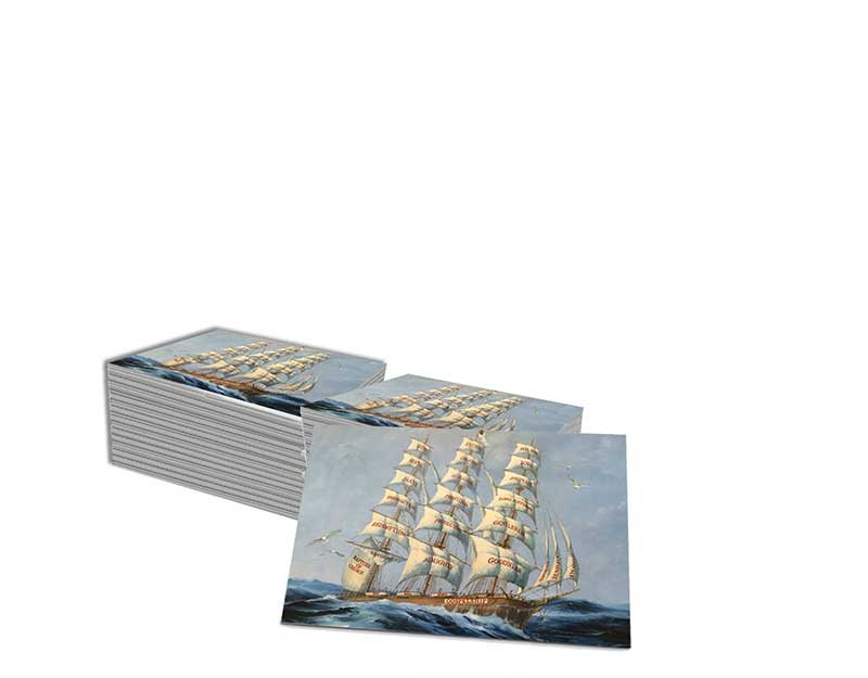 gospel ship tracts 500