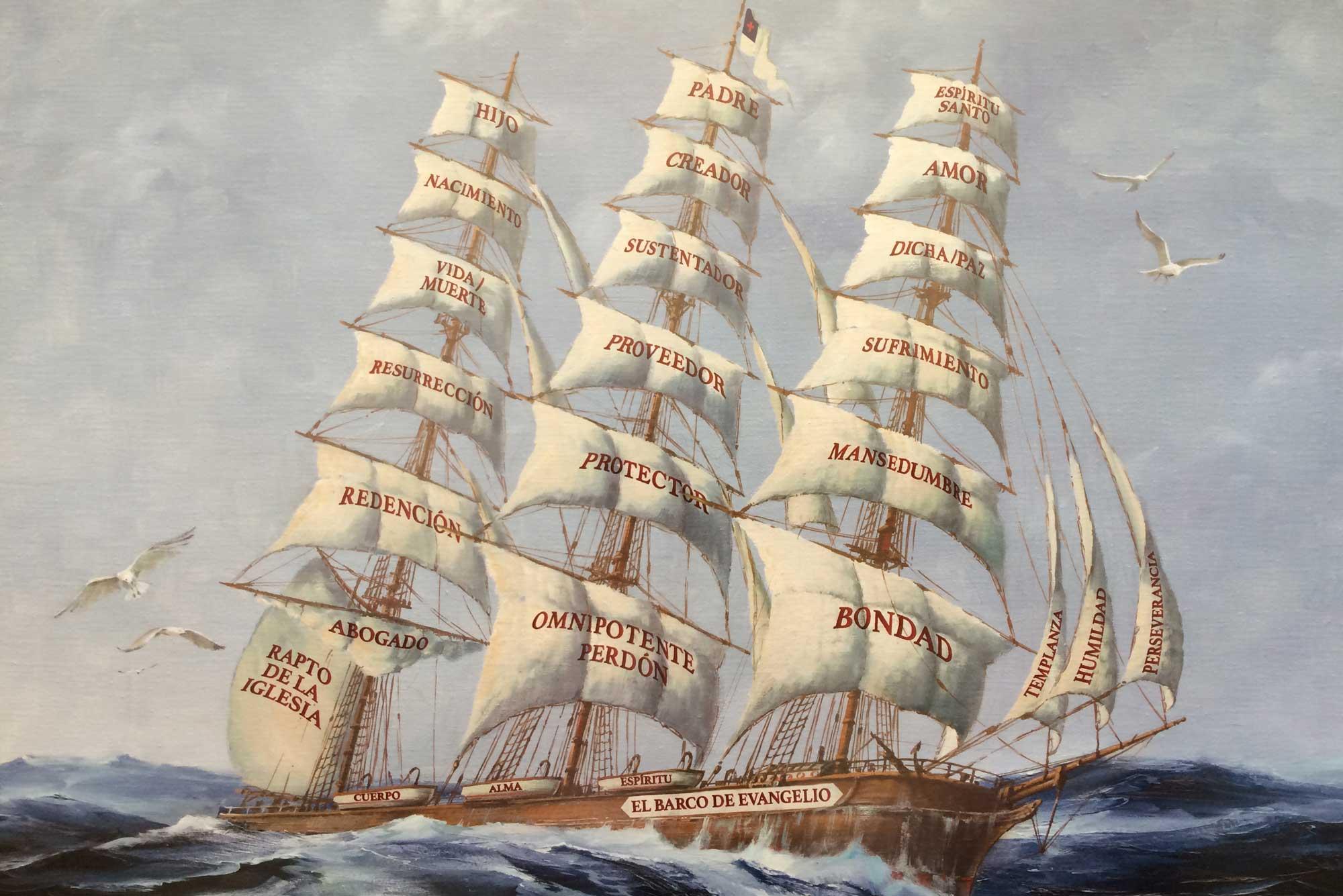 gospel ship spanish