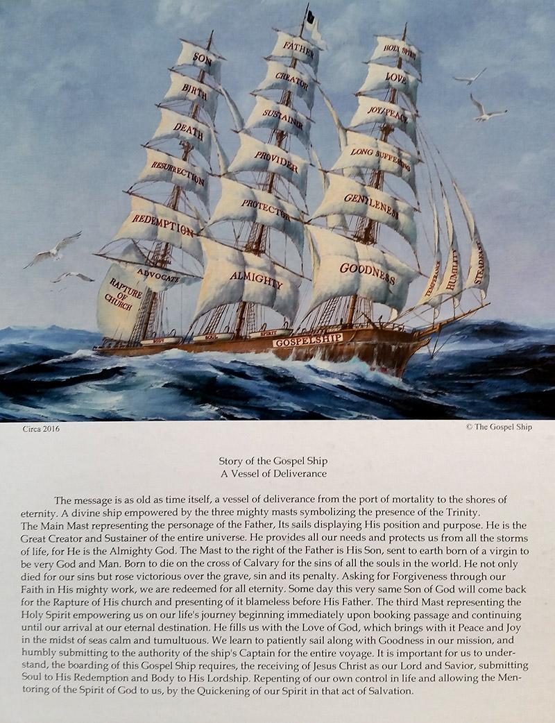 gospel ship story